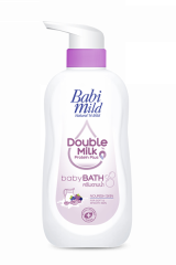 Babi Mild Double Milk Protein Plus Bath