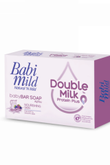 Babi Mild Double Milk Protein Plus Soap