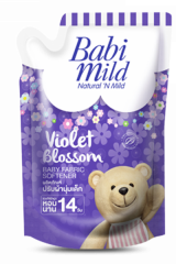 Baby Fabric Softener Violet Blossom