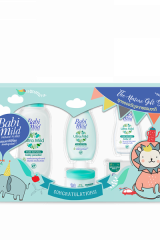 Babi Mild The Natural Gift Set For Your Baby (Small Set : Bl ...
