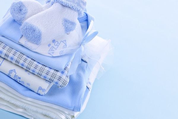 1089 How to baby clothes Not musty smell 01