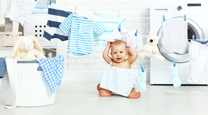 1293 The baby has a sensitive rash how to choose baby laundry products 01