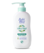 Babi Mild Ultra Mild Pure Natural - Baby Lotion
